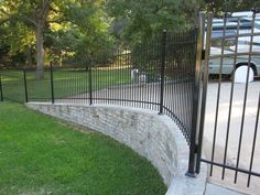 Iron Fences, Deck, Outdoor Decor, Home Decor, Decoration Home, Room Decor, Front Porches, Home Interior Design, Decks