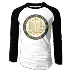 Shirt Men University Of California Ucsd Logo King Triton Cool