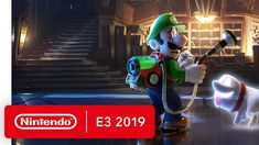 Luigi's Mansion 3 - Luigi's Nightmare Trailer - Nintendo Switch - Best Kids' TOYS Nintendo Switch Trailer, Nintendo Switch Games, Luigi's Mansion 3, Advance Wars, Katamari Damacy, Neverwinter Nights, Marvel Ultimate Alliance, Resident Evil 5, New Cinema