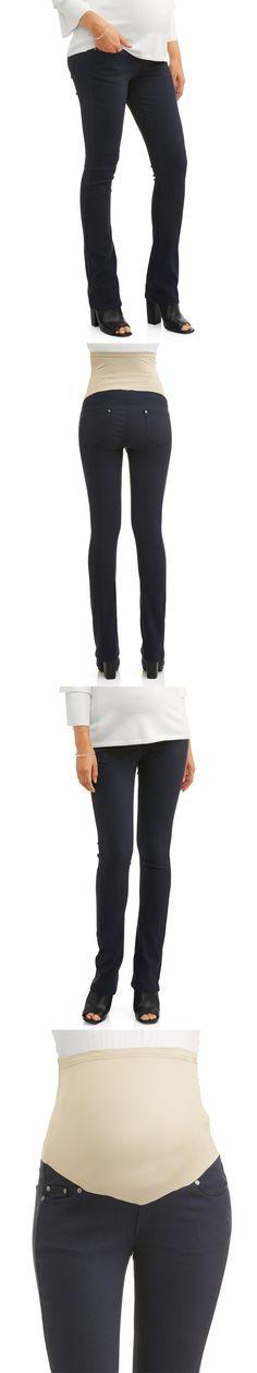 048319e855787 Pants 63857: Nwt Gap Maternity Full Panel Leggings In Velvet Black, Medium  -> BUY IT NOW ONLY: $16 on #eBay #pants #maternity #panel #le…