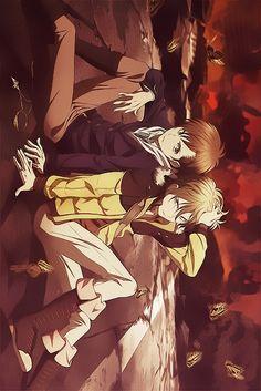 zetsuen no tempest- super interesting characters - Anime Sword Art Online, Online Art, Me Me Me Anime, Anime Guys, Manga Art, Manga Anime, Vampire Knight Zero, Anime Group, Kaichou Wa Maid Sama