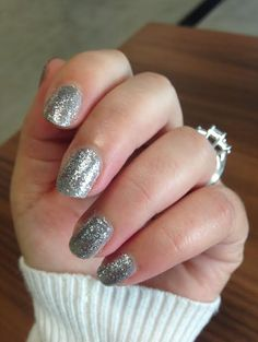 """Call """"Lights, Camera, Action"""" in this glittery, red carpet stunner of a lacquer! #RCMNailIt"""