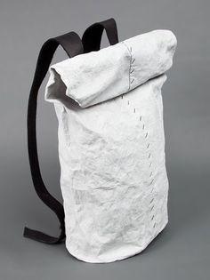 ISAAC SELLAM EXPERIENCE - Memoire backpack 8  Diese und weitere Taschen auf www.designertaschen-shops.de entdecken