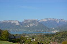 France, Landscape, Annecy, Lake, Mountain #france, #landscape, #annecy, #lake, #mountain