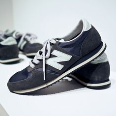 「New Balance for MARGARET HOWELL」。