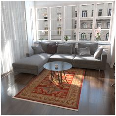 You'll love the Valley Red Area Rug at Wayfair - Great Deals on all Rugs products with Free Shipping on most stuff, even the big stuff.