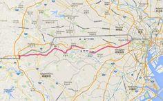 Shinjuku to Ukai Toriyama