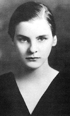Mary McCarthy American writer (1912-1989), 1933