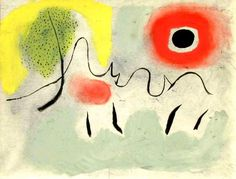 Paul Klee abstract art painting from the Bauhaus School of art
