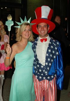 Statue of Liberty & Uncle Sam costume | s\'cute | Pinterest ...