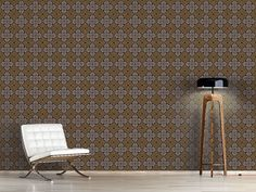 Design #Tapete Schachbrett