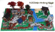 Medieval Village 2015_0015