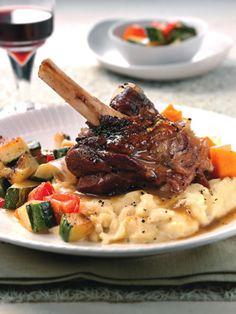 Estofado de pierna de cordero con cilantro, hinojo y anís estrellado http://www.eblex.es/ver_recetas_sencillas.php?id_receta=29 #recetas #gastronomía