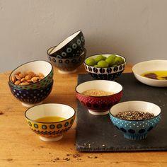 Potter's Workshop Dip Bowls