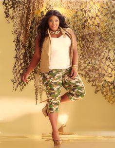 Ashley Stewart Military Glam - #AshleyStewartDiva ...