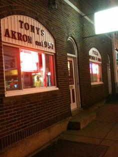 Tony's Pizza Shop