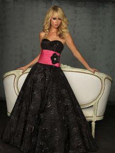 Fajines para vestidos de mujer