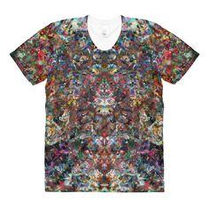 Colour splash – Women's t-shirt – front