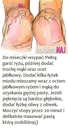 Świetny, domowy sposób na spekane pięty... Fashion And Beauty Tips, Beauty Make Up, Beauty Care, Diy Beauty, Health And Beauty, Health And Wellness, Health Tips, Beauty Hacks, Health Fitness