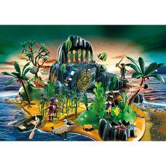 Playmobil Piraci Wyspa skarbów, 5134, klocki