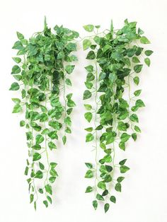 Yatim 90 CM Money Ivy Vine Artificial Plants Greeny Chain Wall Hanging Leaves For Home Room Garden Wedding Garland Outside Decoration Pack of 2 -- For more information, visit image link.