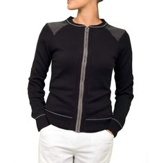Calvin Klein Lined Golf Sweater