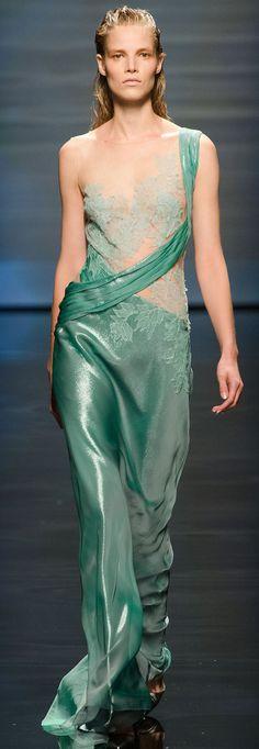 Alberta Ferretti Spring Summer 2013 Ready To Wear Collection #runway #fashion