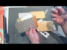 This is our paper phenomenon toilet paper mini album mini challenge!  I am creating a step by step of my process.  Using left over S.E.I paper and things gathered from around my craft room.