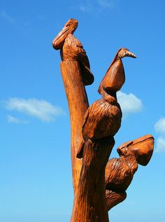 katrina trees carved in biloxi mississippi | Recent Photos The Commons Getty Collection Galleries World Map App ...