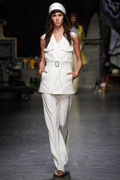 Trussardi Spring 2013 Ready-to-Wear Fashion Show: Complete Collection - Style.com