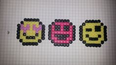 hamabeads smileys Smiley, Mario, Girly, Pattern, Fictional Characters, Blogging, Women's, Girly Girl, Patterns