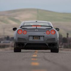 Highway takeover #Nissan #GTR : @bayarea_photography_