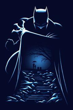 Batman: Past & Present - Khoa Ho