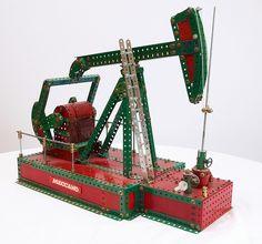 Meccano Oil Well