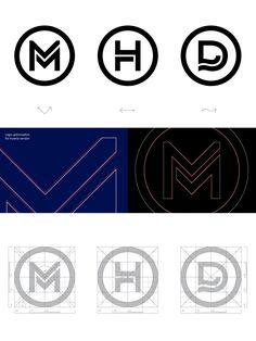 Budapest Public Transport Logos on Behance