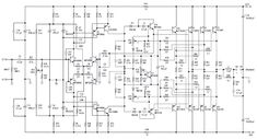 6.9 Schémas - francis.audio Audio Amplifier, Circuit Diagram, 4 Channel, Circuits, Tube, Couture, Home Theaters