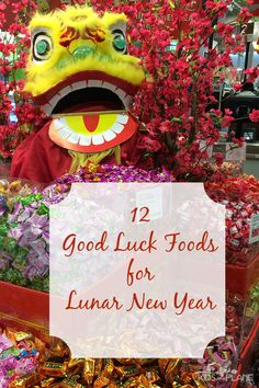 12 Good Luck Foods for Chinese New Year and Lunar New Year