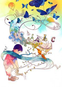 Matheus is a brazilian graphic designer and illustrator.