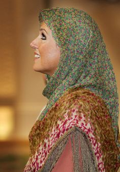 2012, Queen Beatrix, Prince Willem-Alexander & Princess Maxima in Middle-East trip to UAE & Oman