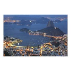 Customizable #Architecture #Brazil #Building#Exterior #City #City#Life #Cityscape #Development #Illuminated #Landscape #Modern #Mountain #Natural#Landmark #Outdoors #Photography #Reflection #Rio#De#Janeiro #Rio#De#Janeiro#State #Sea #Skyline #Sugarloaf#Mountain #Sunset #Travel#Destinations #Urban Rio de Janeiro Brazil Canvas Print available WorldWide on http://bit.ly/2foIEgX
