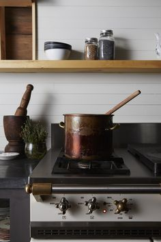 The Lost Kitchen, Nicole Franzen