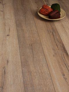12mm Rip Oak Laminate | Distressed Flooring from Floormaker