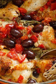 recipe: chicken and grapes casserole [18]