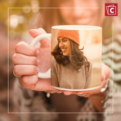 Our photo mugs make your morning coffee ten times better! Each mug holds up to 11 oz. and can be personalized with your favorite images. Personalized Ceramic Coffee Mugs, Personalized Photo Mugs, Custom Photo Mugs, Custom Mugs, Ceramic Mugs, Photo Mug Printing, Happy Anniversary Wedding, Coffee Mugs Online, Photo Pillows