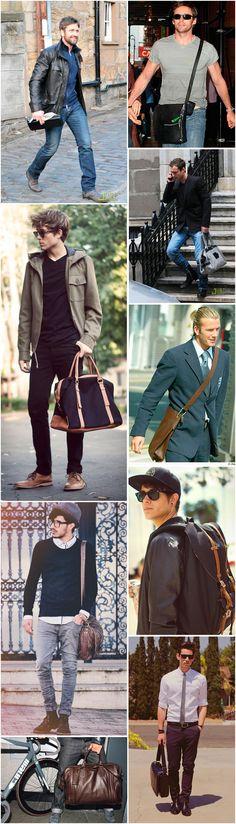 SE NÃO TEM BOLSO SUFICIENTE, VÁ DE #BOLSA a moda agora é essa...