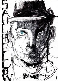 Saul Bellow Daniel Egneus