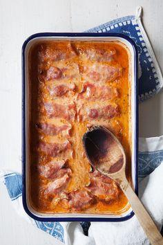 Mormors köttfärsrullader Meat Recipes, Cooking Recipes, Healthy Recipes, Minced Meat Recipe, Norwegian Food, Swedish Recipes, Recipes From Heaven, Everyday Food, Food Inspiration