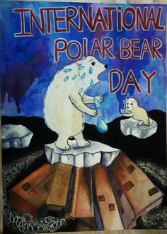 International Polar Bear Day❤