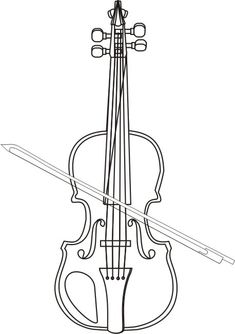 Instruments Embroidery Patterns