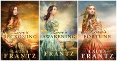 The Ballentyne Legacy Series... UNBELIEVABLE!   BRILLIANT!  ENDEARING Characters who's struggles and dependence on GOD will make your heart soar and break.  I will never forget Silas and Eden, Ellie and her Jack, Wren and Jamie.  The hardest thing about this series, was waiting for Book 3 and then, having the Series end.  Definitely a 5+ stars ⭐️⭐️⭐️⭐️⭐️